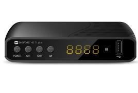 Цифровой эфирный ресивер Digifors HD 71 Plus